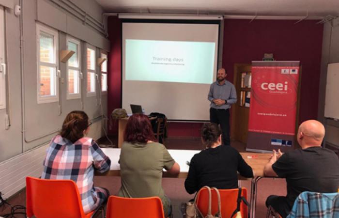 El CEEI de Guadalajara imparte en el casar un nuevo ciclo de Training Days¨
