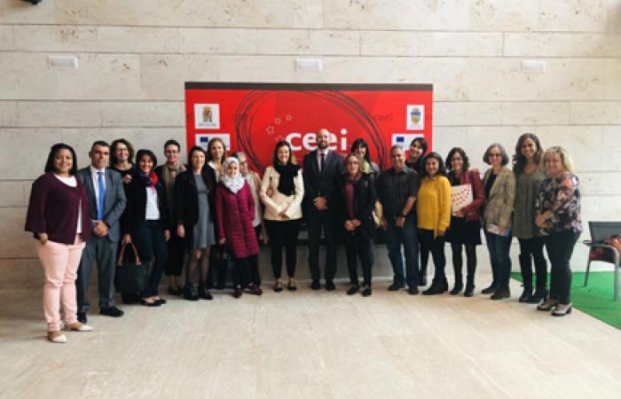 La lanzadera de empleo de Azuqueca de Henares visita el CEEI de Guadalajara¨