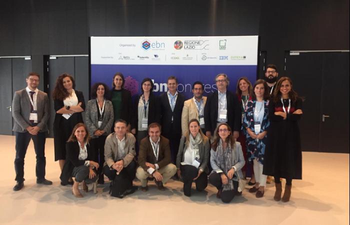 El CEEI de Guadalajara participa en el congreso anual de EBN de la red de CEEIs europeos celebrado en Roma¨