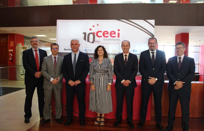 El CEEI de Guadalajara celebra su patronato destacando la intensa actividad de su fundación, que se encuentra al 100% de ocupación con 70 empresas instaladas y con el lanzamiento de nuevos proyectos