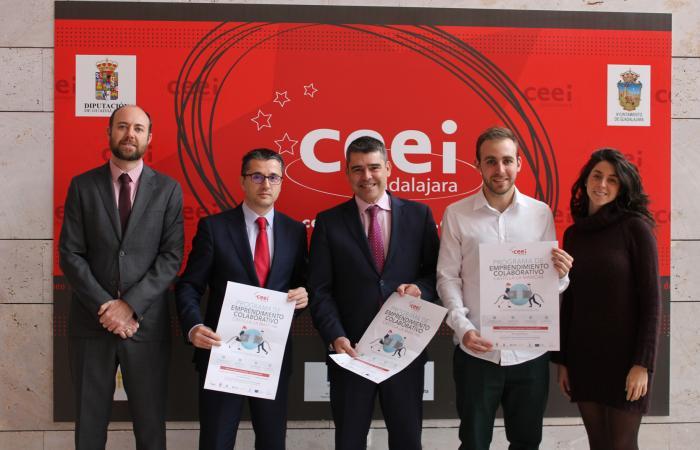 El CEEI de Guadalajara pone en marcha el programa de emprendimiento colaborativo de Castilla-La Mancha