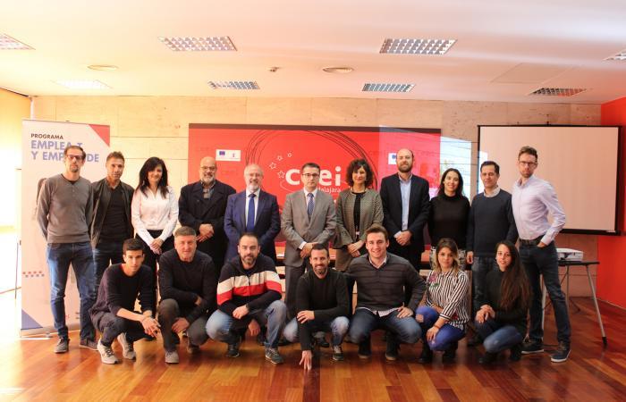 Arranca en Guadalajara una nueva edición del programa Emplea-T y Emprende de Fundación Ibercaja en colaboración con el CEEI de Guadalajara¨