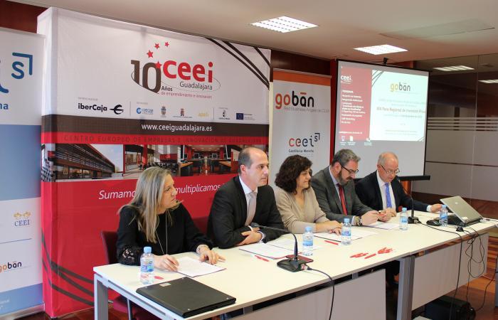 GOBAN, red de Business Angels de Castilla-La Mancha, celebra su XIX Foro regional de inversión en el CEEI de Guadalajara