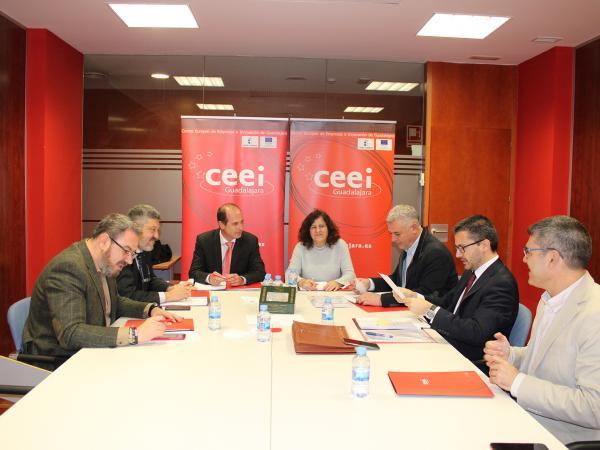 El CEEI Guadalajara finaliza su 10º aniversario consolidándose como el punto de encuentro del emprendimiento y la innovación provincial
