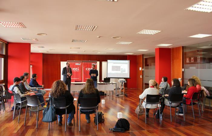 Finaliza la primera etapa del Programa de Emprendimiento Colaborativo CLM del CEEI de Guadalajara¨