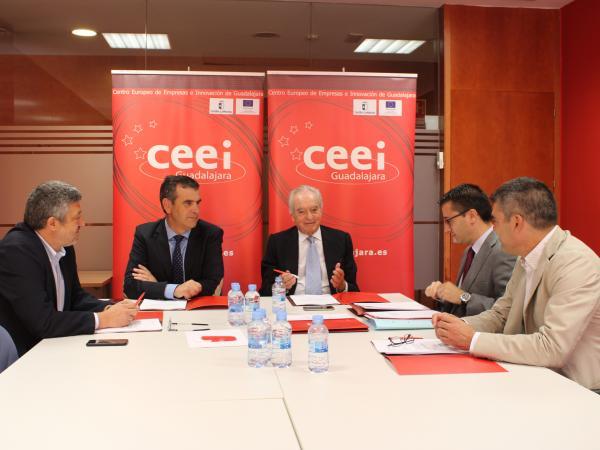 El CEEI de Guadalajara celebra su patronato para analizar las actividades realizadas durante los primeros meses de 2019