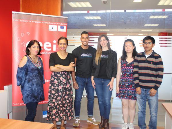 El CEEI de Guadalajara pone en marcha su coworking internacional