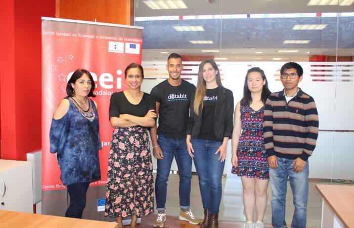 El CEEI de Guadalajara pone en marcha su coworking internacional¨