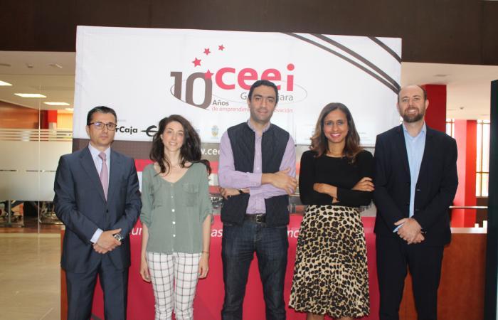 """El CEEI de Guadalajara participa en el proyecto europeo """"The Next Society"""""""