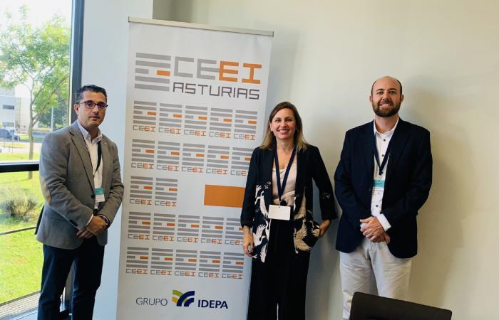 El CEEI de Guadalajara participa en el encuentro nacional de ANCES en Asturias¨