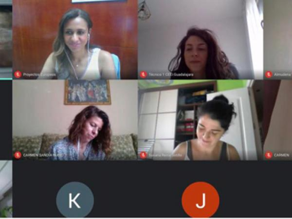 150 emprendedores asisten a los virtual women training days del CEEI Guadalajara