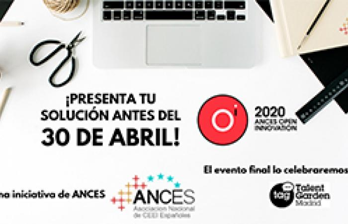 Ances Open Innovation: 11 grandes empresas te retan a presentar soluciones para sus desafíos tecnológicos antes del 30 de abril ¨