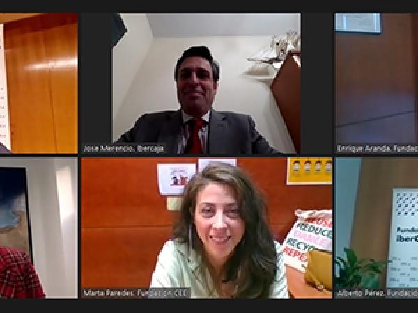 15 emprendedores de Guadalajara han presentado de manera online sus proyectos dentro del programa Emplea-T  y Emprende 2020 de Fundación Ibercaja y Fundación CEEI.