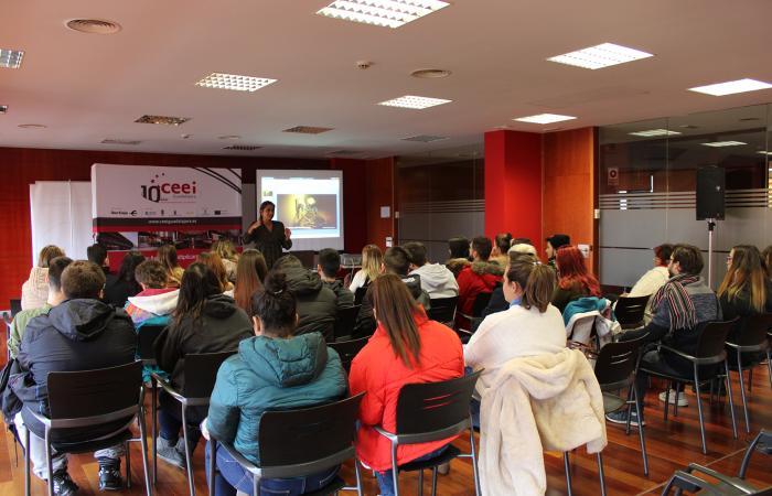 El CEEI de Guadalajara comienza el año con la visita de 116 alumnos en sus talleres para jóvenes emprendedores