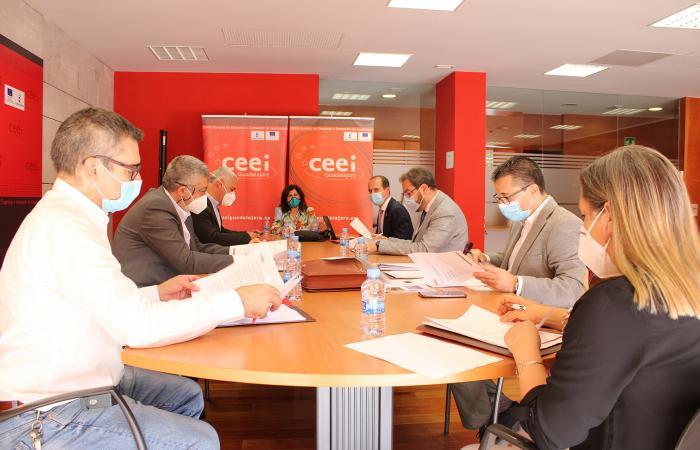 El CEEI Guadalajara celebra su patronato como referente del emprendimiento y la innovación en la provincia