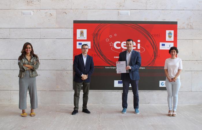 Proinbal recibe la marca EIBT por parte del CEEI Guadalajara¨