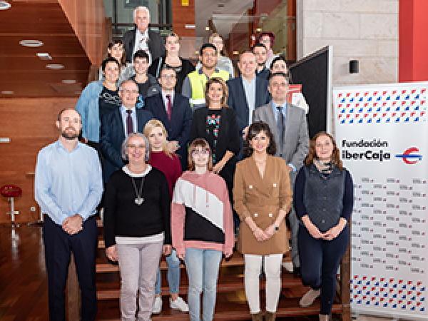 Fundación Ibercaja renueva su apoyo a la nueva edición de Emplea-T y Emprede con CEEI Guadalajara