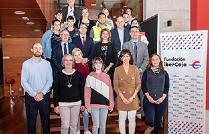 Fundación Ibercaja renueva su apoyo a la nueva edición de Emplea-T y Emprede con CEEI Guadalajara¨