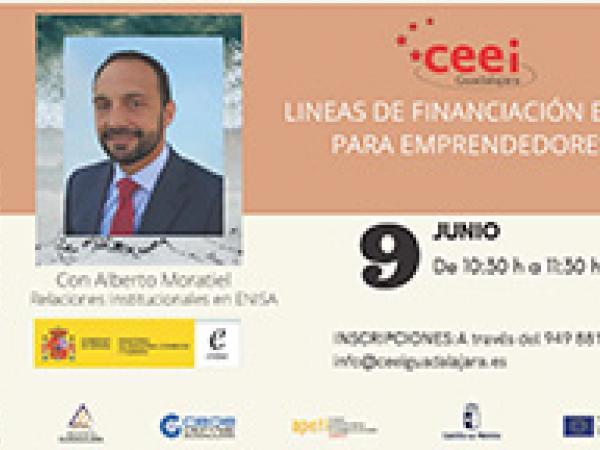 CEEI Guadalajara y ENISA lanzan un nuevo taller virtual de financiación en I D i