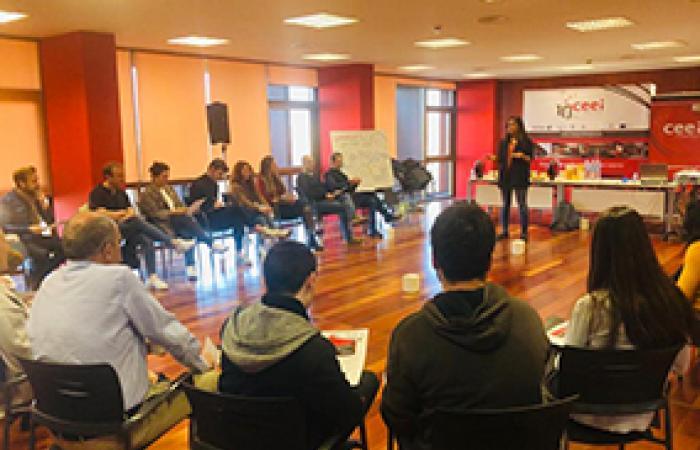 Las empresas del CEEI Guadalajara hacen networking con The Coffee BIC Conection, en tu empresa o en la mía