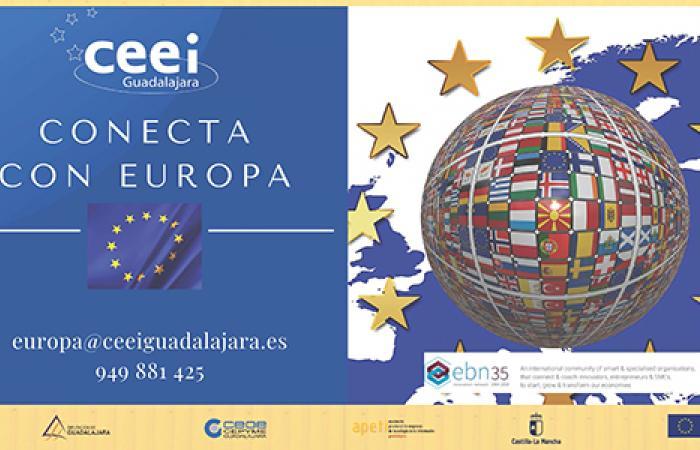 El CEEI Guadalajara crea conecta con Europa