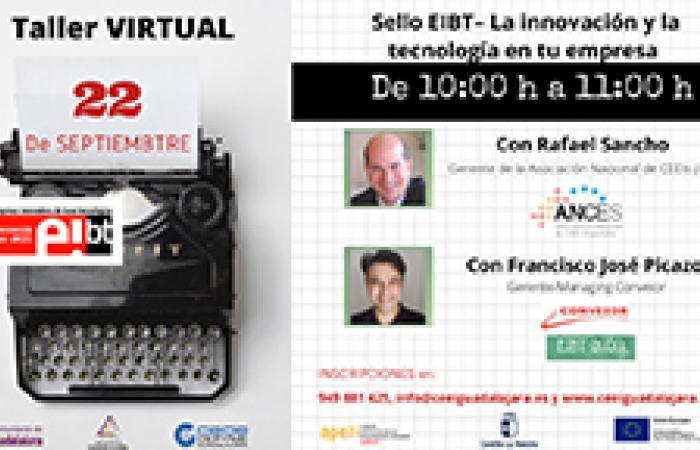 El CEEI Guadalajara comienza su actividad del último cuatrimestre con una jornada sobre el sello EIBT