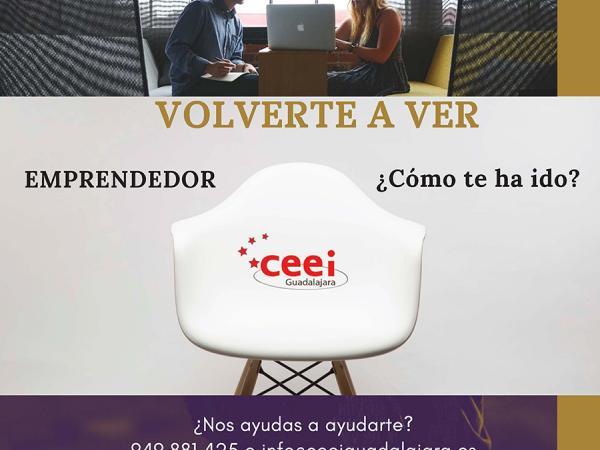 Volverte a ver, una iniciativa del CEEI Guadalajara para continuar el seguimiento de las empresas que nacieron de la mano del vivero