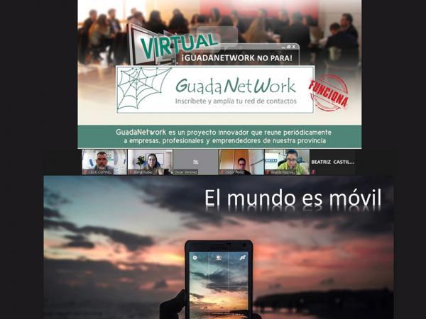 Más de 150 empresarios asisten a los seis primeros encuentros de  GuadaNetWork de 2021