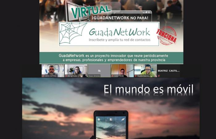 Más de 150 empresarios asisten a los seis primeros encuentros de  GuadaNetWork de 2021¨