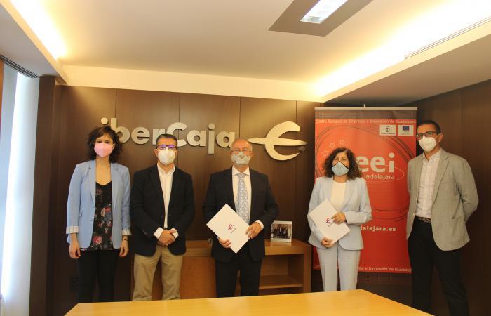 Fundación CEEI Guadalajara e ibercaja apoyarán a los emprendedores e impulsarán la empresa del futuro a través del ecosistema más empresa¨