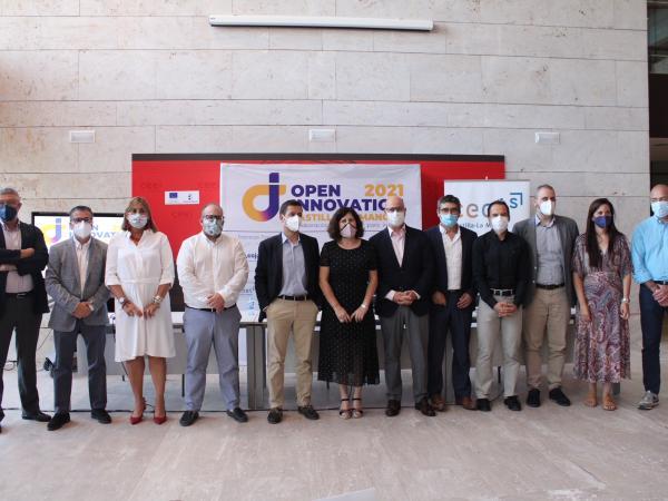 Presentada la primera edición del OPEN INNOVATION Castilla-La Mancha 2021