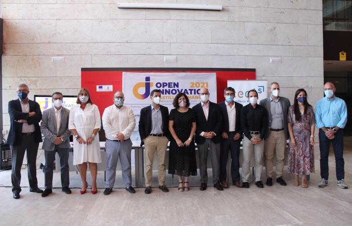 Presentada la primera edición del OPEN INNOVATION Castilla-La Mancha 2021¨