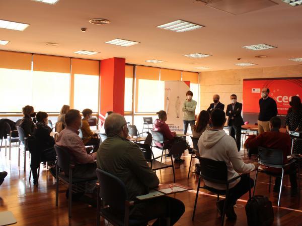 Comienza el programa -de idea a proyecto: claves para emprender con éxito- del CEEI Guadalajara e Ibercaja