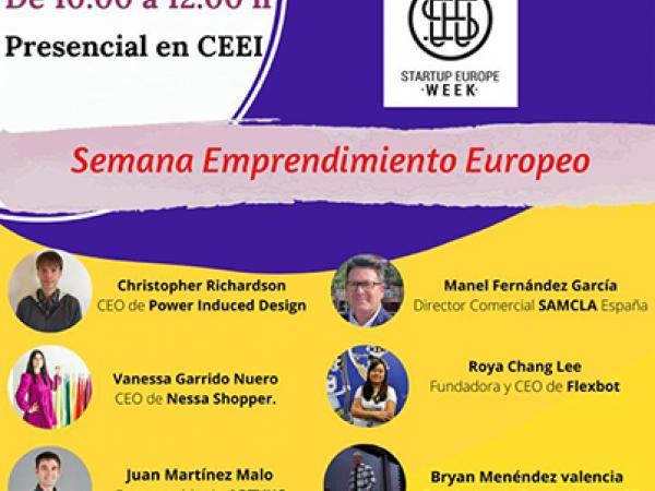 El CEEI de Guadalajara acogerá de nuevo la Startup Europe Week el próximo 15 de octubre