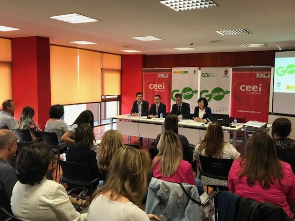 Ayuntamiento  de Guadalajara  y EOI ponen en marcha el 5º  Espacio Coworking para emprendedores
