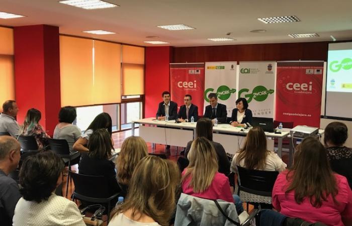 Ayuntamiento  de Guadalajara  y EOI ponen en marcha el 5º  Espacio Coworking para emprendedores¨