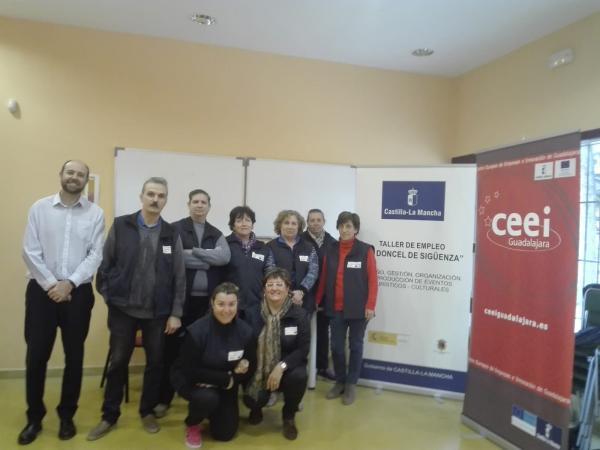 El CEEI lleva sus talleres de innovación y emprendimiento a Sigüenza y Molina