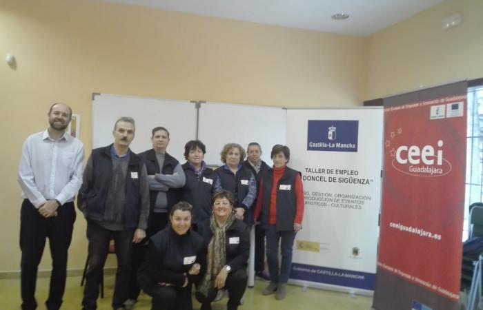El CEEI lleva sus talleres de innovación y emprendimiento a Sigüenza y Molina ¨