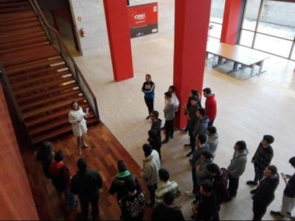El CEEI realiza cinco jornadas educativas y visitas al centro en el primer mes de 2017