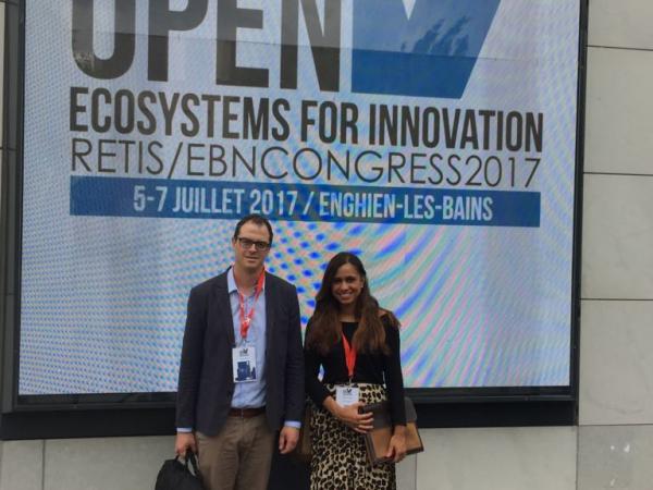 El CEEI de Guadalajara participa en el congreso anual de EBN de la red de CEEIs europeos celebrado en París
