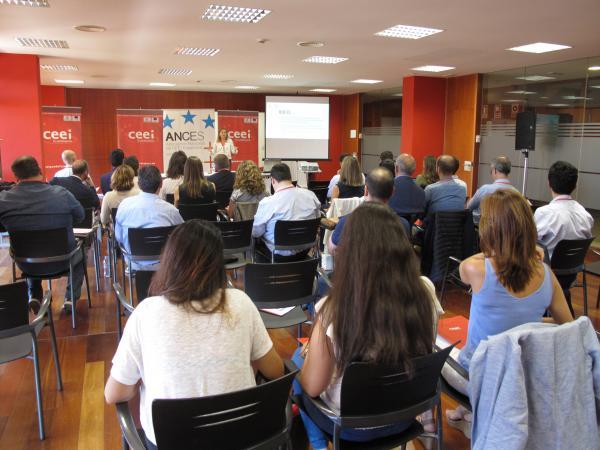 La reunión nacional de técnicos de la Asociación Nacional de CEEIs, cierra con gran éxito de participación en Guadalajara