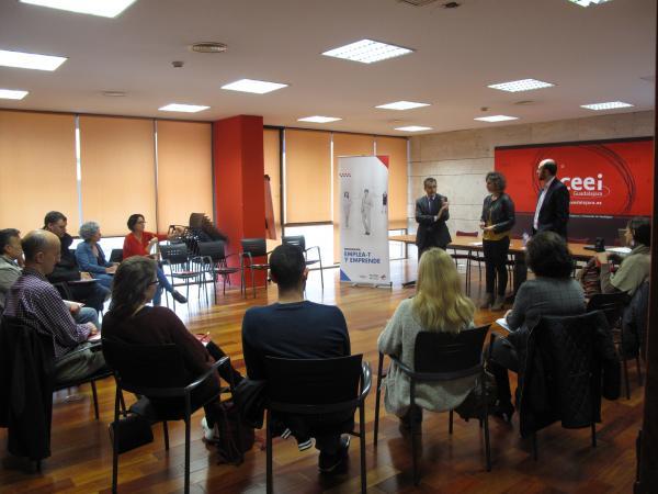 15 emprendedores de Guadalajara participan en el nivel de Desarrolla-T del programa Emplea-T y Emprende, de la Fundación Ibercaja