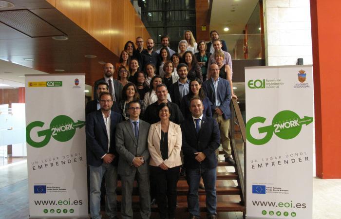El III Espacio Coworking de Guadalajara ayuda a despegar a nuevos emprendedores ¨