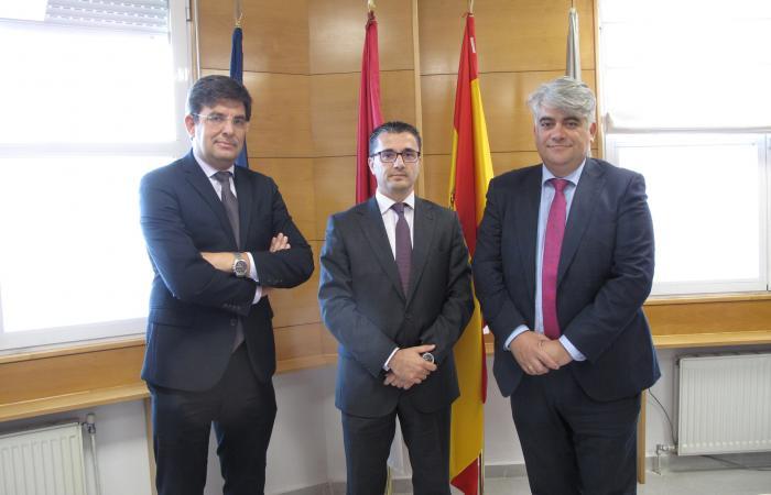 La Universidad de Alcalá y el CEEI de Guadalajara firman un convenio de colaboración¨