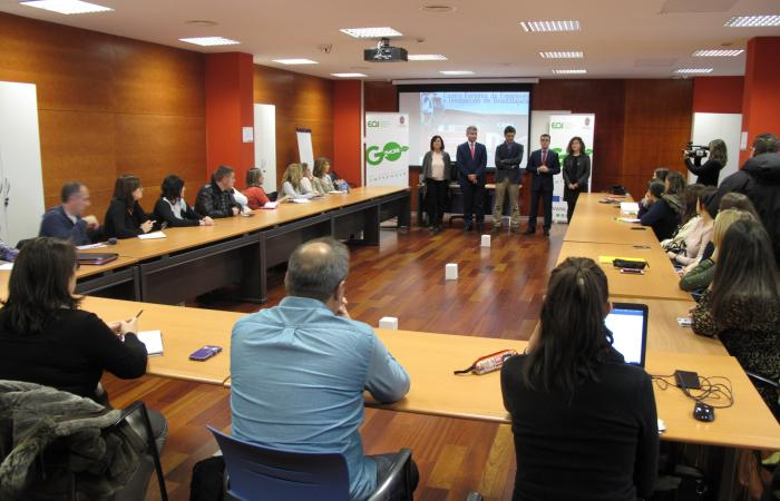Arranca el 4º Espacio Coworking que organiza el Ayuntamiento de Guadalajara con la colaboración de la  EOI¨