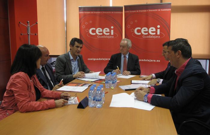 El CEEI de Guadalajara celebra su patronato para analizar las actividades realizadas durante el primer semestre del 2016¨