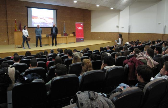 El CEEI de Guadalajara y la Escuela de Emprendimiento de la Universidad de Alcalá desarrollan una jornada sobre el marketing y las emociones¨