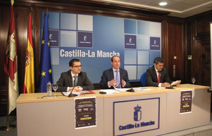 El CEEI de Guadalajara presenta la Semana del Emprendimiento, en la que participarán emprendedores y escolares de la provincia¨