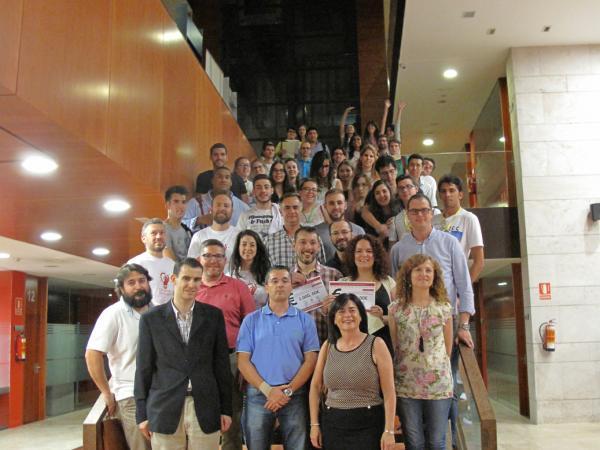Las 12 horas m�s innovadoras de Guadalajara concluyen con gran �xito de participaci�n