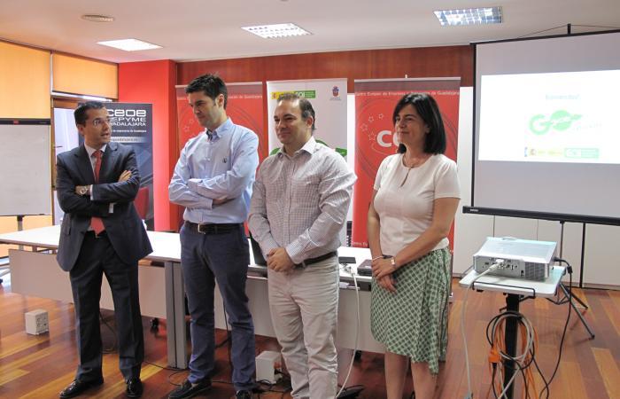 Arranca el Espacio Coworking del Ayuntamiento de Guadalajara con 18 proyectos emprendedores¨